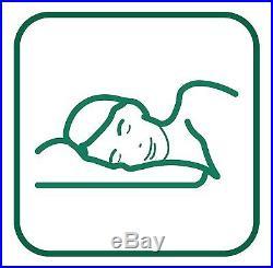100 Cuscini in Memory Foam effetto Piuma d'oca x Alberghi Hotel Bed & Breakfast