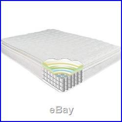 10 Mattress In A Box Coil Spring Queen Size Pillow Top Firm Comfort Mattress