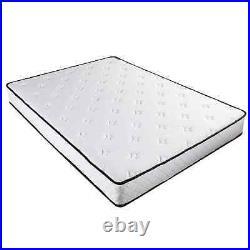 10 in. Plush Memory Foam Pillow Top Queen Mattress by Boyel Living
