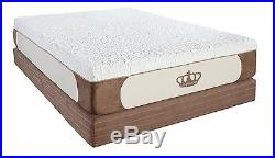 12 FULL Cool Breeze GEL HD Memory Foam Mattress Beds withFREE 1 Gel Pillow
