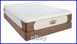 12 FULL XL Cool Breeze GEL HD Memory Foam Mattress Beds withFREE 1 Gel Pillow