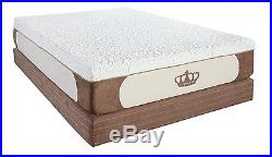 12 TWIN XL Cool Breeze High Quality GEL Memory Foam Mattress FREE 1 Gel Pillow