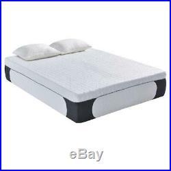 14 in. Cool Gel Infused Ventilated Memory Foam Mattress Bonus Pillow Full Size