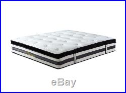 15 inch Hybrid Innerspring and Memory Foam Pillow Top King