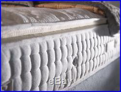 2000 Pocket Sprung Memory Foam Pillow Top Mattress Bedshowroom