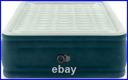 24 Inch Airbed Mattress Dream Lux Pillow Top Dura Beam With Internal Pump Queen