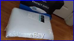 2 NWT, $280. MSRP, Sealy Posturepedic Cooling Memory Foam Queen Bed Pillows