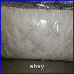 2 New Queen Bedroom Aireloom Nimbus Pillows