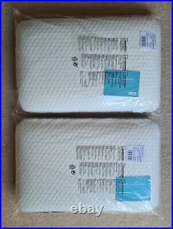 2 Simba Honeycomb Memory Foam Pillow