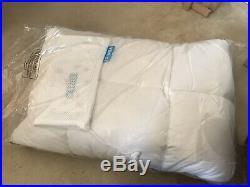 2 Simba Sleep Hybrid Pillows OUTLAST and DOWN 50 x 75cm