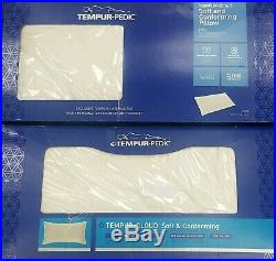 2 Tempurpedic Tempur-Cloud Soft And Conforming King Size Pillows NIB