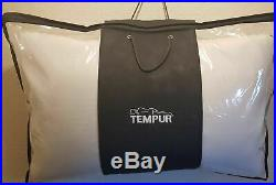 2 tempur comfort pillow cloud for sale, new and unused