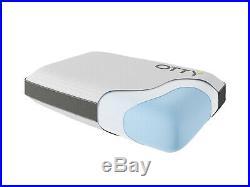 2 x OTTY Deluxe Cool Blue Memory Foam Pillow