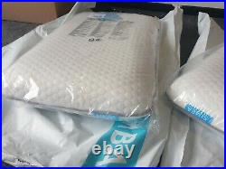 2 x Simba Memory Foam Pillow Pair new & sealed