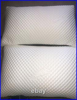 2xTempur comfort pillow Cloud pillow for sale memory foam new Packed EX-Display