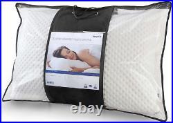 2x Genuine Tempur comfort pillow original memory foam Brand New