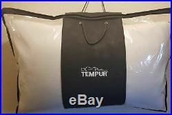 2x Tempur Comfort Pillow Cloud, new, never opened, two pillows L@@k