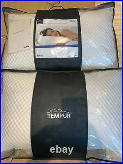 2x Tempur comfort pillow cloud classic comfort