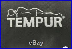 2x tempur comfort pillow original two pillows for sale memory foam new Packed