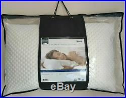 2x tempur comfort pillow original two pillows for sale memory foam new unused 2