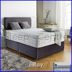 3000 6ft Super King Memory Foam Pillow Top Mattress Exclusive to Ebay Offer