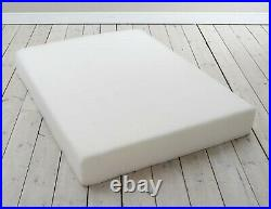 3ft 4ft 4ft6 5ft Memory Foam Mattress Thick Rolled New + Free Pillow(s)