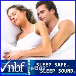 4FT6 Double Tencel Fabric Memory Foam Spring Mattress Luxury Pillow Top Mattress
