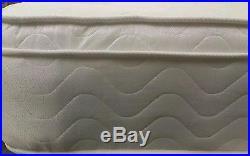 4ft6 Double 3000 Pocket Sprung Pillow Top Memory Foam Mattress Tufted