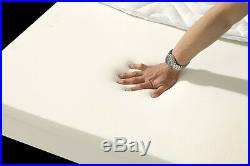 5FT Kingsize 150cm Memory Foam Orthopaedic 10 Thick Mattress + FREE PILLOWS