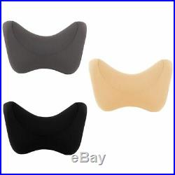 5XMemory Foam U Shaped Car Seat Neck Pillow Auto Headrest Pillow Universal Supp