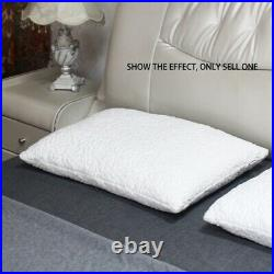 5XSpace Memory Foam Pillow Slow Rebound Neck Protector Pillow Bamboo Fiber