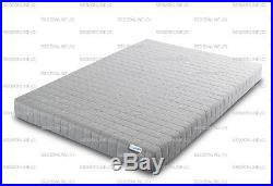 5ft King Size Memory And Reflex Foam Mattress With Free 2 Free Fiber Pillows