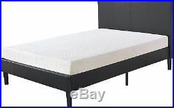 8 inch KING MEMORY FOAM MATTRESS Medium Firm with 2 FREE GEL Pillows