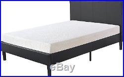 8 inch QUEEN MEMORY FOAM MATTRESS Medium Firm with 2 FREE GEL Pillows