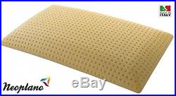 9 cm Thin NEOPLANO Memory Foam Pillow, Made in Italy, Highly Breathable Classic