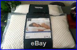 A pair of new Tempur Cloud pillows