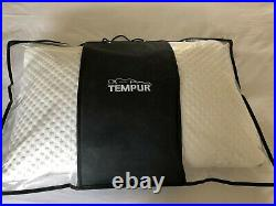 A pair of new unused Tempur-Pedic Memory Foam pillows