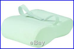 Aidapt Memory Foam Leg Foot Rest Pillow Cushion with Washable Cover #VM936D