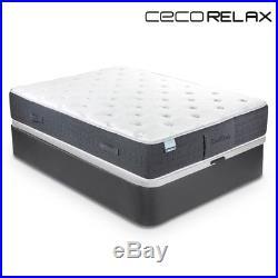 Aloe Vera 3d Memory Foam Mattress 28 CM Thickness Orthopedic Toxic Free Mat