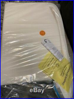 Amenity MedCline LP Shoulder Relief Wedge and Body Pillow, One Size, 45 x 28