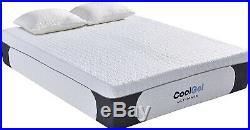 An Ultimate Bed Gel Memory Foam 14-Inch Mattress With BONUS 2 Pillows, Queen