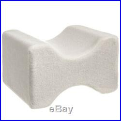 Anti-Bacterial Bamboo Memory Foam Pillow & Leg Support Pillow Luxury Comfort New