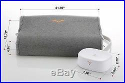 Anti Snore Pillow with Memory Foam, Non-Intrusive, Anti Snoring Motion Pillow