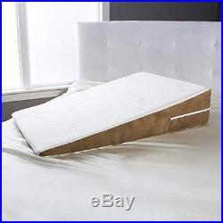 Avana Bed Wedge Memory Foam GERD Pillow, X-Large