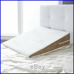 Avana Slant Bed Wedge Memory Foam Pillow, King