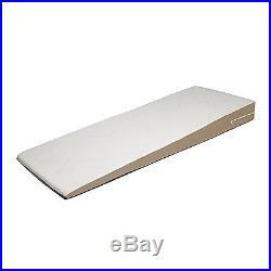 Avana SuperSlant Memory Foam Full Length Body Wedge / Inversion Table Slant