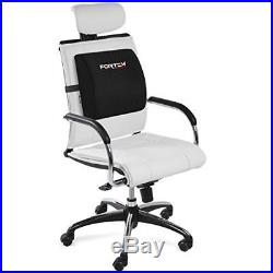 Back Pillow For Car Office Chair Memory Foam Orthopedic Cushion Improves Posture