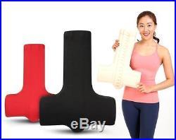 Back Support Cushion Pillow Memory Foam Lumbar Office Home Ergonomic Car Seat