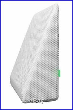 Bed Wedge Pillow acid reflux Memory Foam help back pain Sleeping Reading Rest