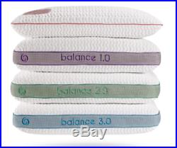 Bedgear Performance Pillow Balance 2.0 Self-leveling For Back Sleepers
